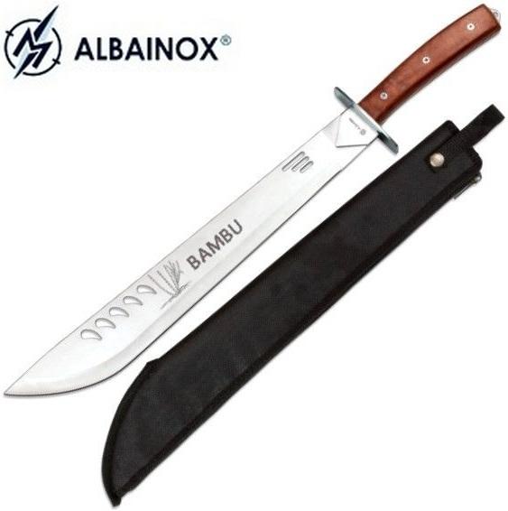 Machette design Bambou 60cm full tang - ALBAINOX