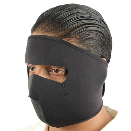 Masque en néoprène airsoft - Design Ninja assassin