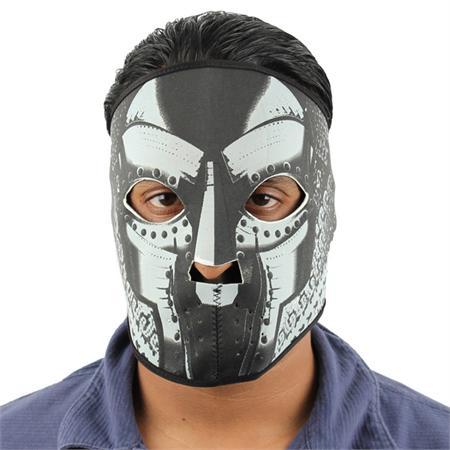 Masque en néoprène, airsoft motard - DOOM design