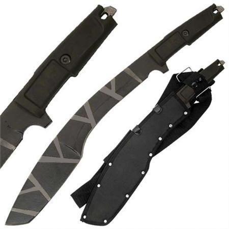 Machette militaire 47cm rambo - Kukri tanto