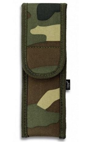 Etui 17cm camouflage - couteau, gaine, fourreau, housse
