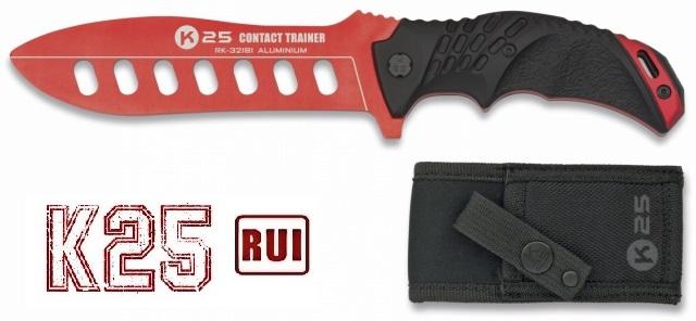 Poignard couteau d\'entrainement de combat 27,5cm - K25 RUI