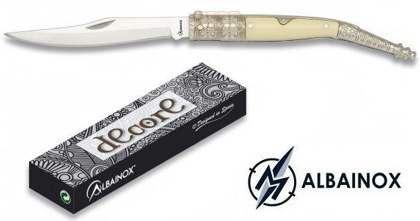 Couteau Navaja pliant 18,8cm ALBAINOX