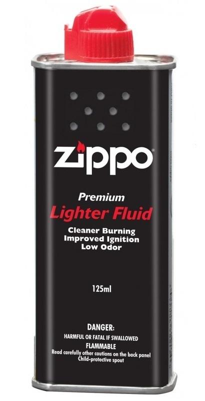 Recharge essence briquet ZIPPO 125ml remplissage