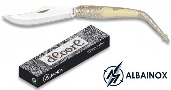 Couteau Navaja pliant 19,2cm - ALBAINOX