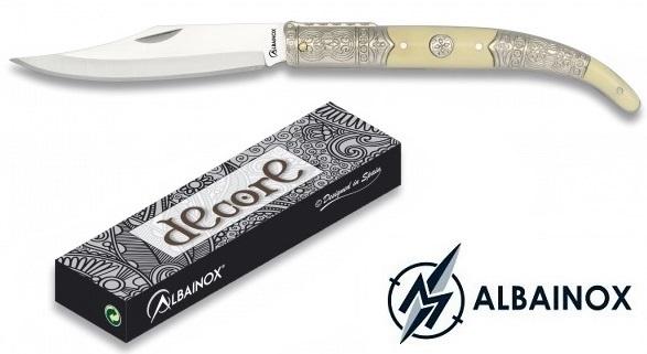 Couteau Navaja pliant 18,8cm - ALBAINOX