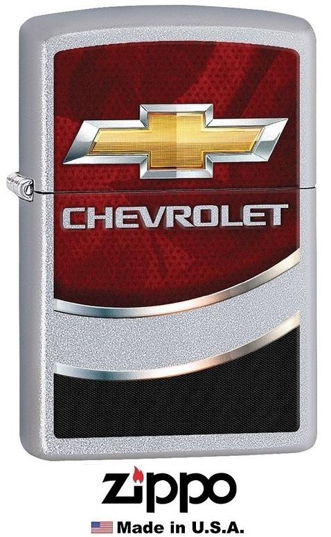 Briquet Zippo Officiel Chevrolet Voiture Americaine Marque
