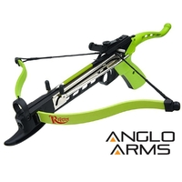 Arbalète pistolet 80 livres ZOMBIE + 3 flèches - ANGLO ARMS