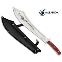 Machette sabre DRAGON 60cm full tang - ALBAINOX