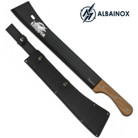 Machette coupe-coupe 59cm full tang Alligator - ALBAINOX