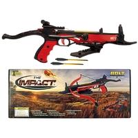 Arbalète pistolet 80 livres précision + 3 traits + cible