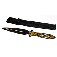 Couteau lancer 23cm full tang acier DEFENDER XTREME