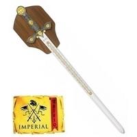 Epée de combat 74cm Les Templiers - IMPERIAL