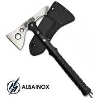 Hache hachette tactique 38,5cm fibre de verre ALBAINOX