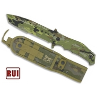 Poignard couteau 26,7cm titane Full Tang RUI