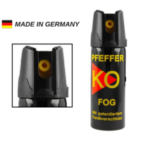 Bombe lacrymogène 60ml GAZ défense - Lacrymo KO