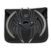 Etoile spider de lancer + étui, shuriken
