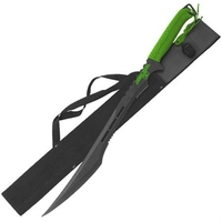 Epée machette full tang 68cm - Apocalypse Zombie