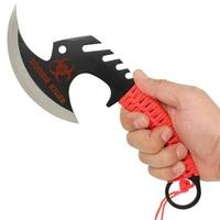 Hachette 29cm Zombie Killer de jet - rouge WG10382