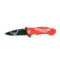 Couteau red Aigle - pliant de poche