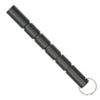 Baton de défense 14cm, matraque - noir2