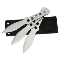 3 Couteaux de lancer - couteau jet