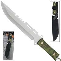 Poignard Homeland 34,5cm - couteau full tang