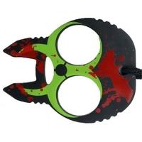 Poing américain Zombie - acier2