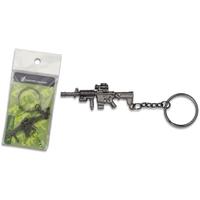 Porte-clé gun acier inox série 3 - Design original