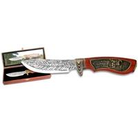 Couteau collection gréco-romain + coffret bois