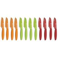12 Couteaux de table cuisine - Couleur design2