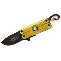 Couteau militaire 13cm de poche - Ouverture rapide