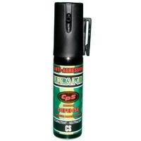 Bombe lacrymogène 25ml GEL POIVRE - aérosol spray lacrymo defense.