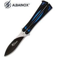 Couteau papillon balisong 22,5cm Osiris - ALBAINOX