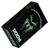 Taser shocker électrique DOOM - Paralyseur tazer 3 800 000 volts.