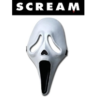 Masque Scream ghost fantome 37,2cm - Halloween