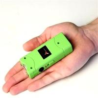 Taser shocker électrique vert - Tazer Power 6 800 000 volts !.