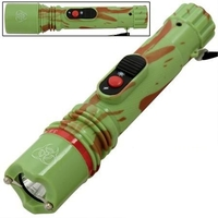 Taser shocker électrique LED Zombie - tazer 3 800 000 volts