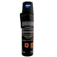 Bombe lacrymogène 75ml GEL CS - aérosol lacrymo.
