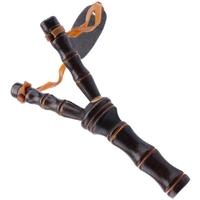 Fronde lance-pierre de précision - bois bambou.