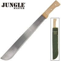 Machette coupe-coupe 58cm - full tang de tradition