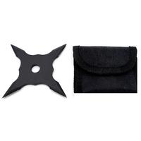 Shuriken étoile ninja de lancer - Acier inox