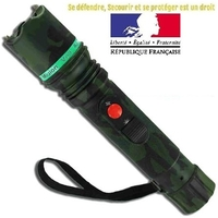 Taser shocker électrique LED - Tazer cam 3 800 000 volts2.