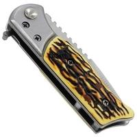 Couteau automatique compact 14,8cm - cran d'arrêt.