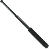 Matraque télescopique 51cm tactique - Baton acier.