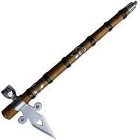Hachette de chasse hache 48,5cm - indien calumet2.