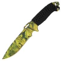 Poignard tactique militaire 29,5cm - couteau full tang
