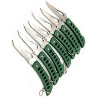 Lot pack 7 couteaux en vrac - couteau déstockage.