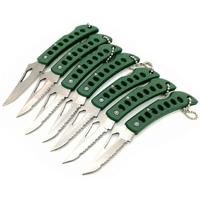 Lot pack 7 couteaux en vrac - couteau déstockage
