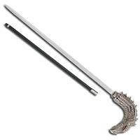 Canne épée 83cm de marche - Design Dragon